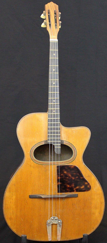 1930's Bortolo Busato Tenor Guitar