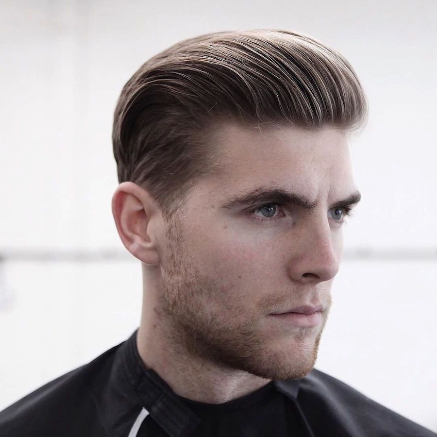 Top 100 Men's Hairstyles That Are Cool & Stylish -> September 2020 Update |  Mens slicked back hairstyles, Slicked back hair, Mens hairstyles