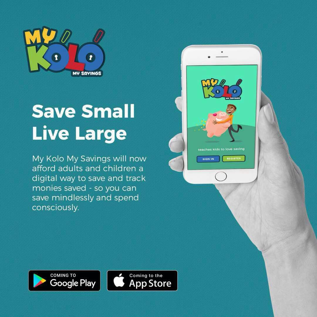 My Kolo Savings Going Digital Digital, Piggy bank