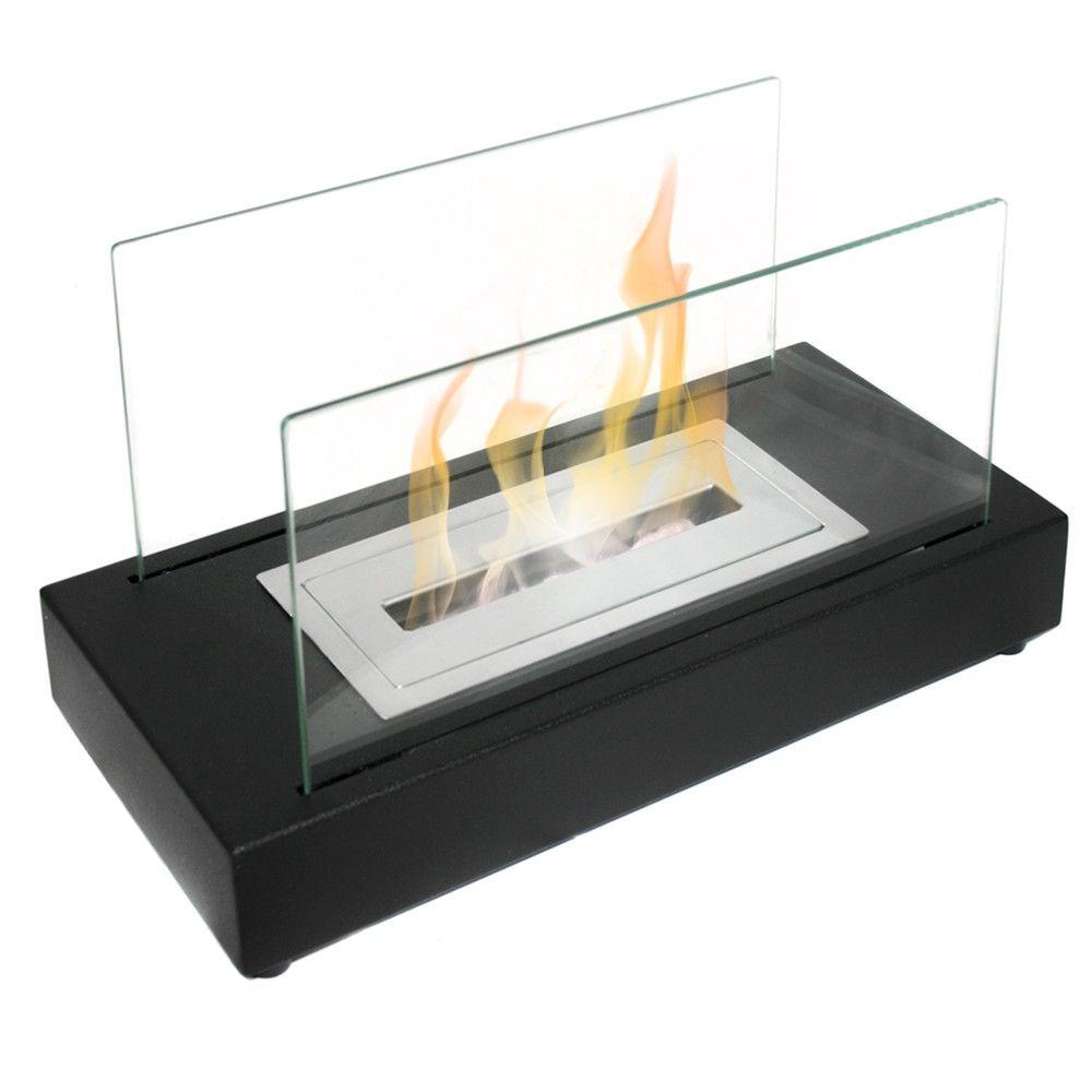 Bio camino bioetanolo design moderno vetro riscaldamento for Biocamino brico bravo