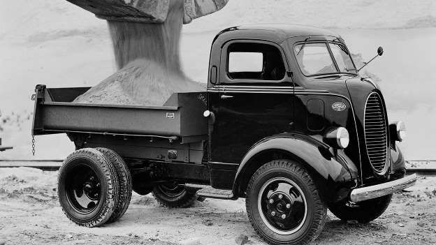 The big news of 1939 was Ford's introduction of the Mercury brand and, along with it, a more powerfu... - Ford Motor Company