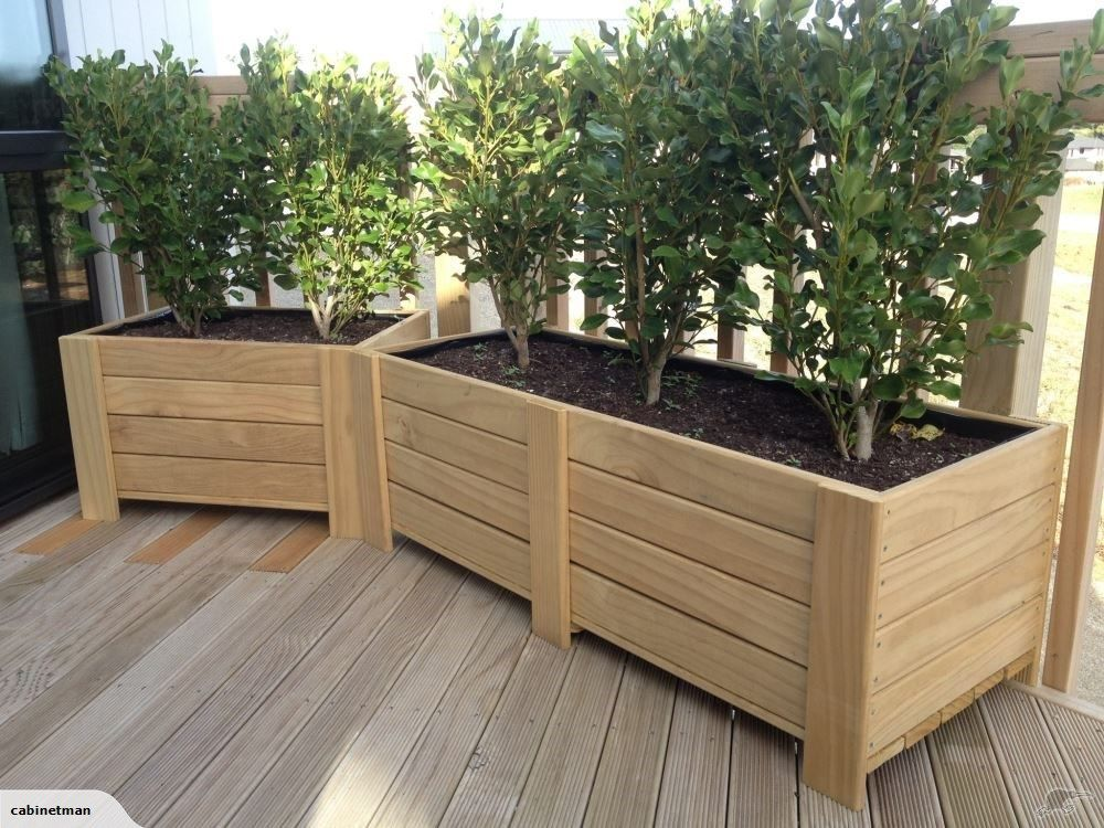 Planter Box 2400mm Trade Me Large wooden planters