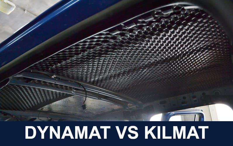 Dynamat Vs Kilmat Which Is The Better Car Sound Deadener Pin