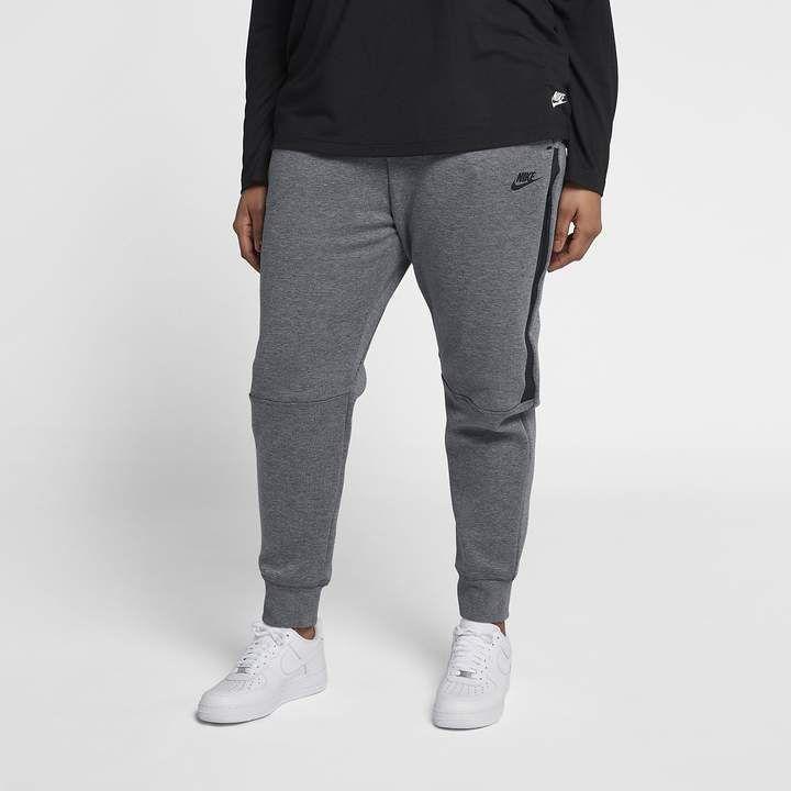 e81bd100d57d Nike Cross Brand Women s Pants (Plus Size Sportswear Tech Fleece