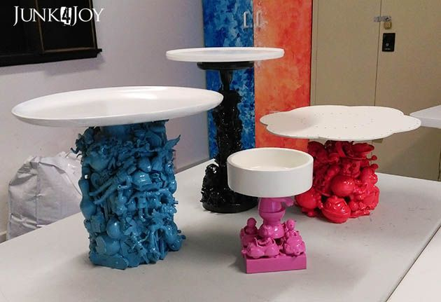 zefi's blog: kids party cake stands and other things