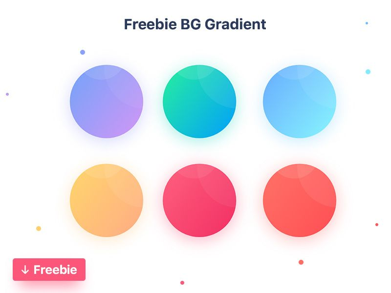 Background Color Gradient For Adobe Xd | Colorful ...