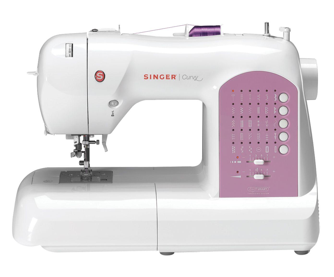 Macchina per cucire elettronica Curvy 8763 319e su Dalani Home & Living