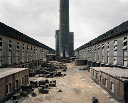 Edward Burtynsky Industrial Landscape Photography Fushun Aluminum Smelter