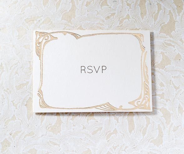 The Abbreviation RSVP Is So Well Known That Its Actual