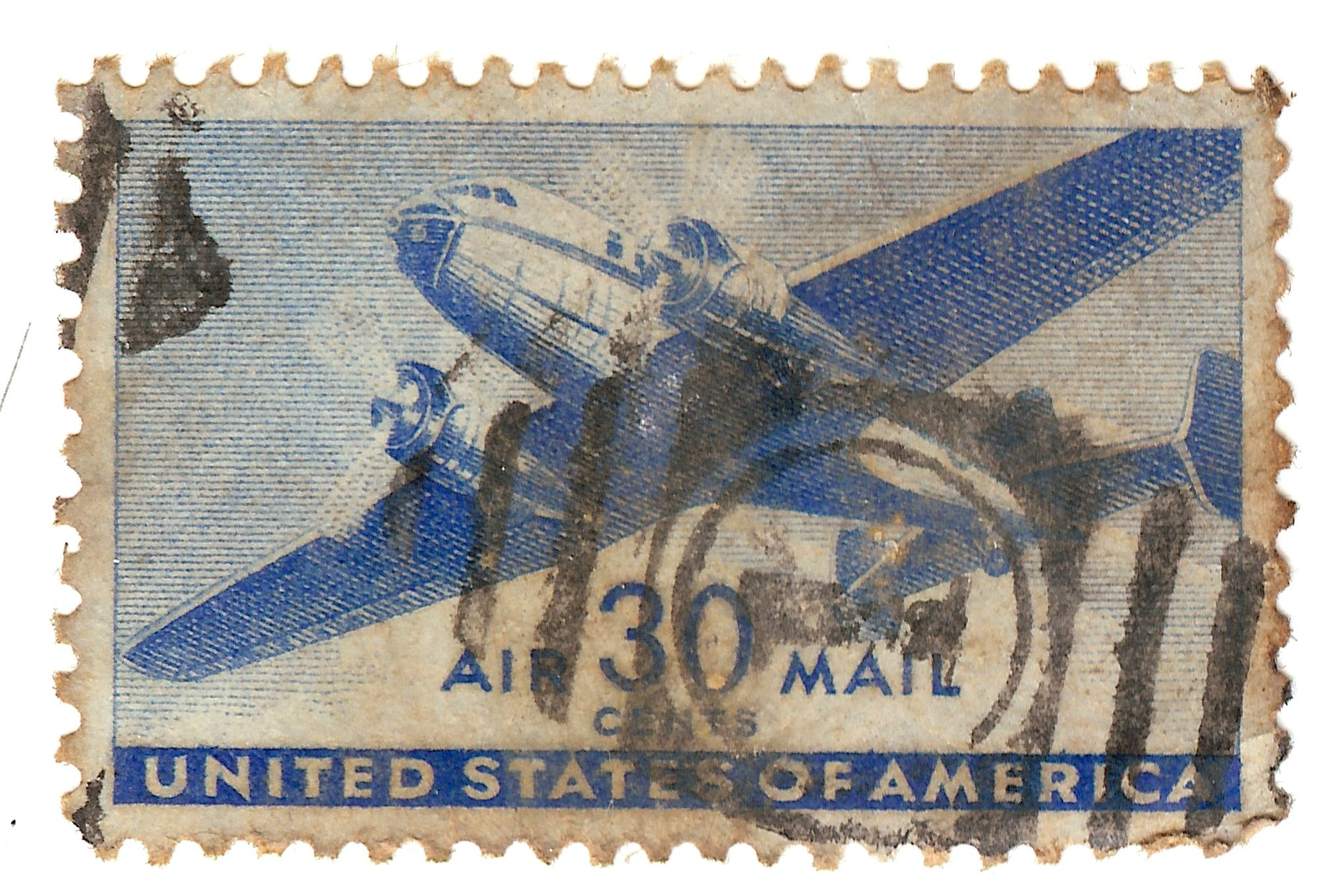 United States postage stamp. For sale: www.papelia.com.br