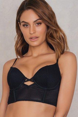 One Shoulder Body Tan | na-kd.com