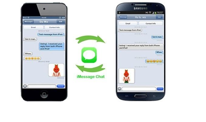 Unofficial iMessage app for Android appears hazardous