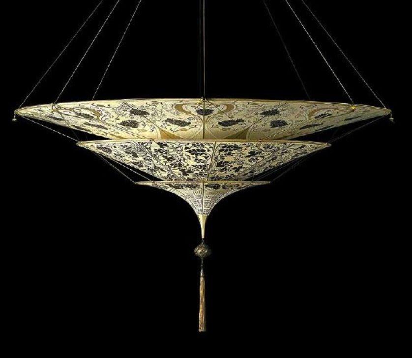 Fortuny Beleuchtung erhältlich bei Decoris Interior Design Zürich…