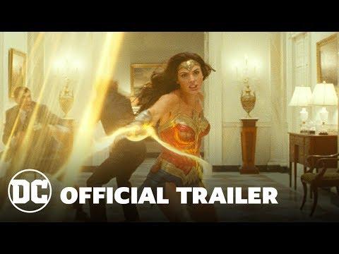 Wonder Woman 1984 Official Trailer Official Trailer Wonder Woman Gal Gadot Wonder Woman