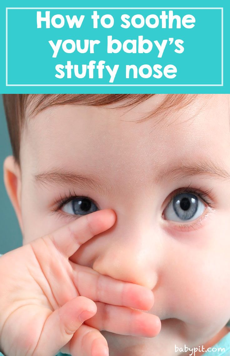 How To Treat Baby Colds And Congestion Baby Pit Baby Stuffy Nose Baby Cold Baby Remedies