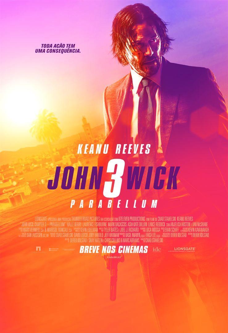 John Wick 3 Parabellum Filme Completo Online Legendado Portugues