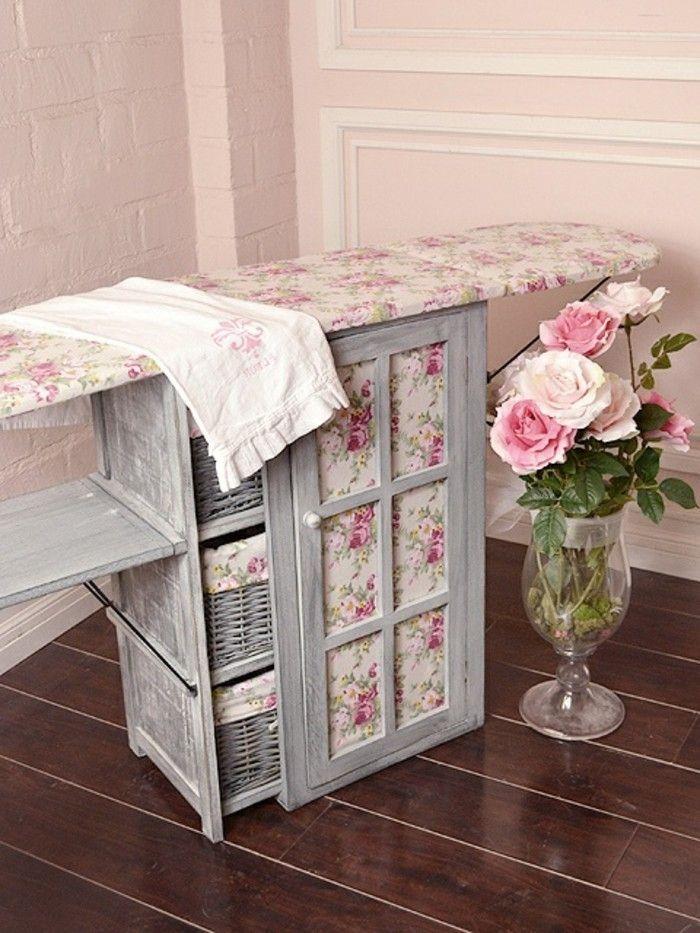 Les meubles shabby chic en 40 images du0027intérieur! Shabby - moderniser un meuble en bois