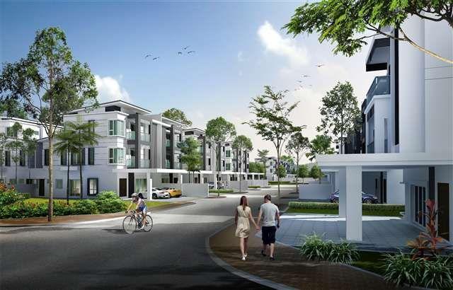 Ridgewood Taman Bercham Permai Photo 4 Ridgewood New Property Realty