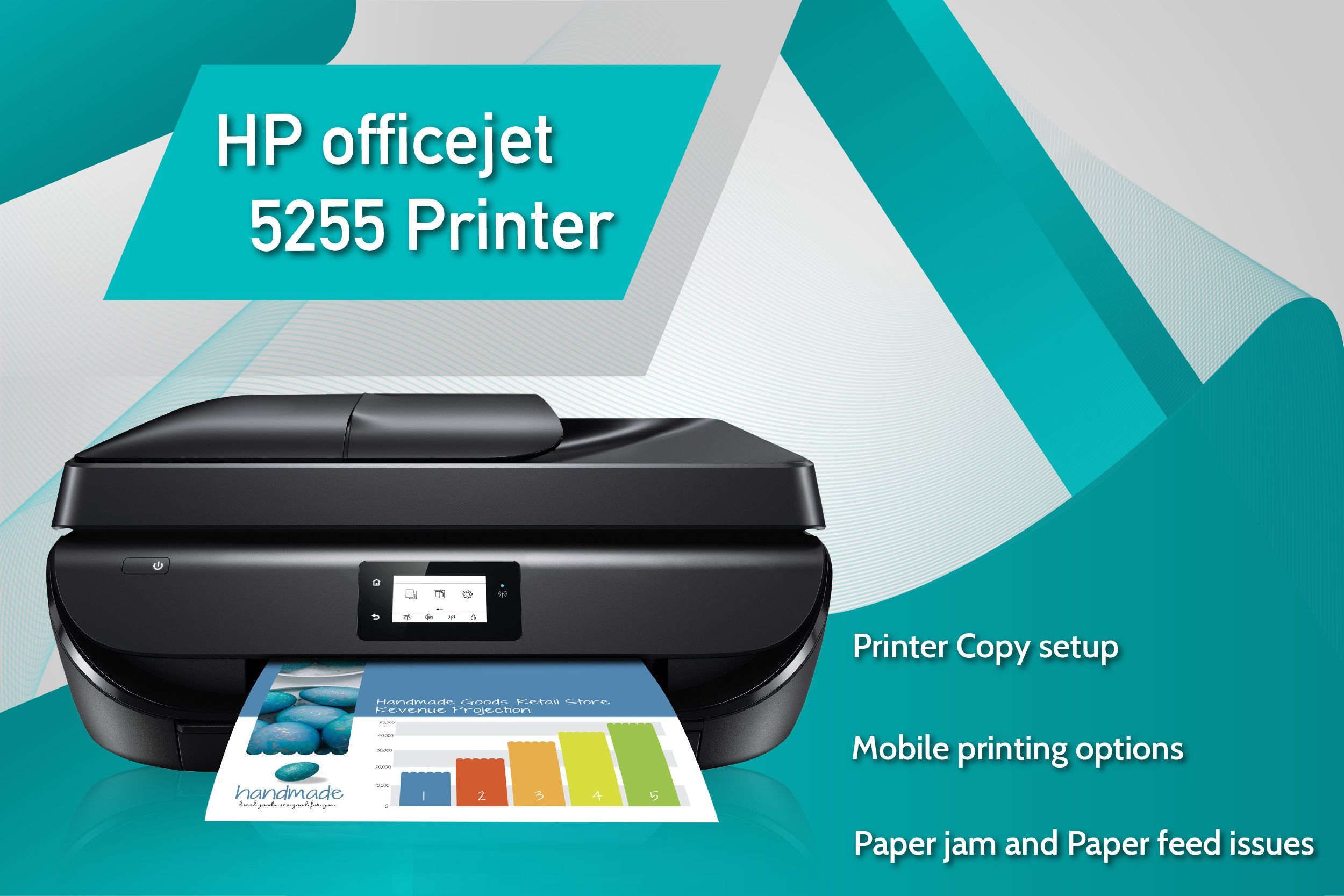 It is the latest trendy printer with the function of print