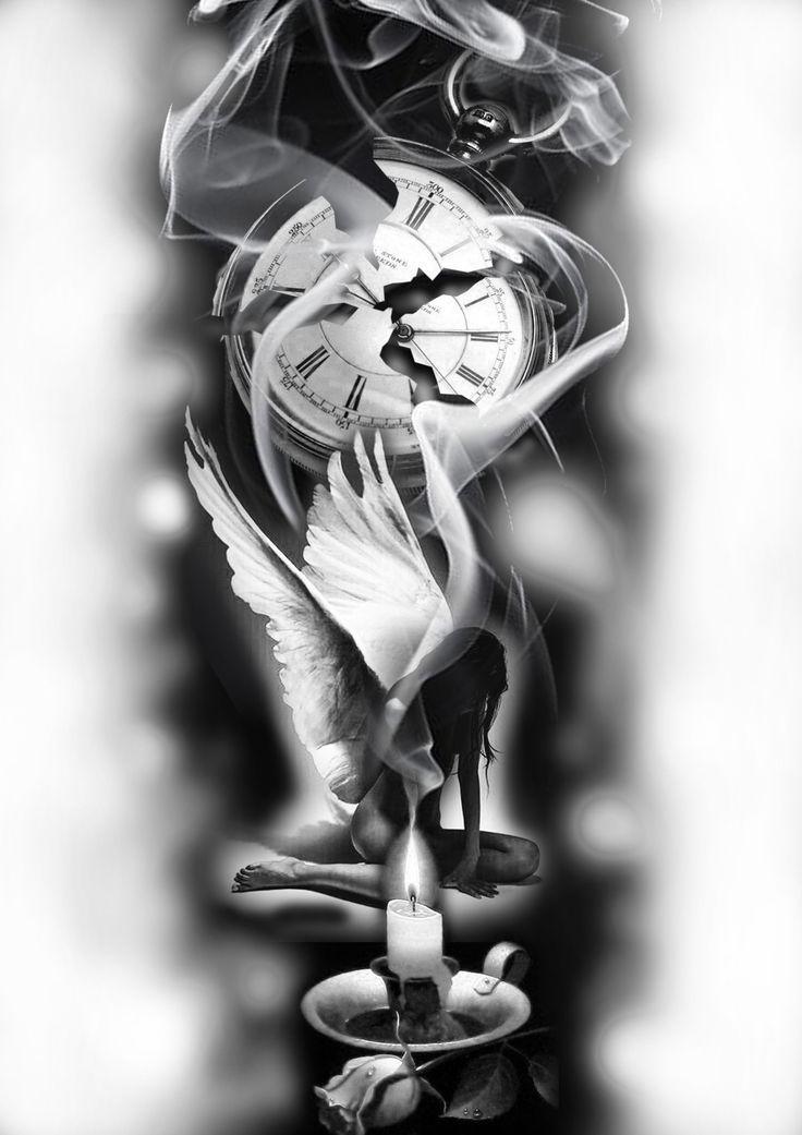 - Tattoos - #notitle #Tattoos -  (notitle) – Tattoos – #notitle #Tattoos  - #angeltattoo #cutetattoo #foodideas #hairideas #ideasen5minutos #ideasforboyfriend #ideasforkids #ideasposter #inspirationaltattoo #lluviadeideas #notitle #projectideas #tattoos #wolftattoo