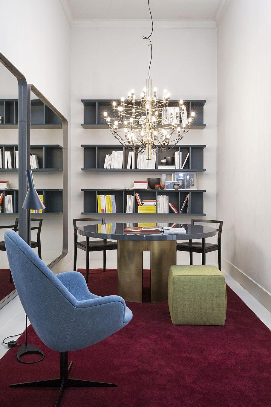 Meridiani I Jill Armchair Gong Dining Table Wilde Chairs Harris Wall Units Birkin Mirrors Charlot Ottoman