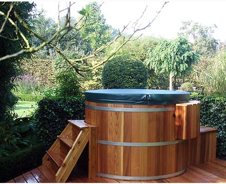 Wooden Hot Tubs Cedar Hot Tub Wood Hot Tubs Barrel Hot Tubs