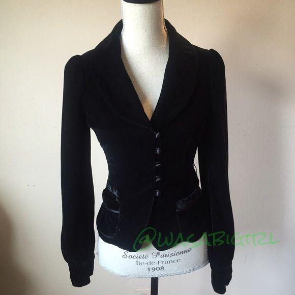 Esprit velvet jacket