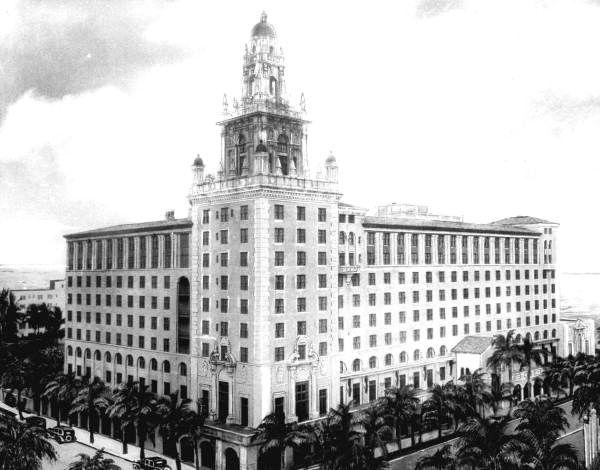 Roney Plaza Hotel Miami Beach