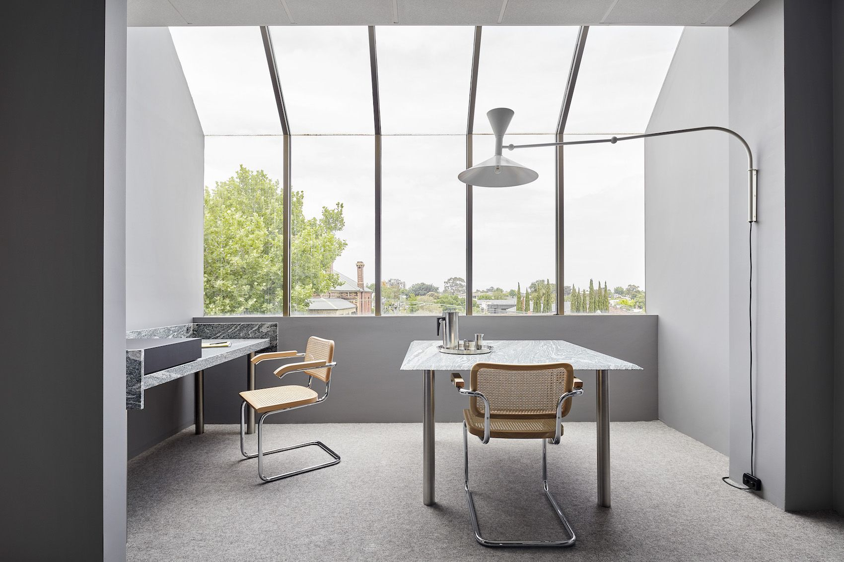 Davidov Architects Studio Minimalism Interior Studio Interior Architect Design