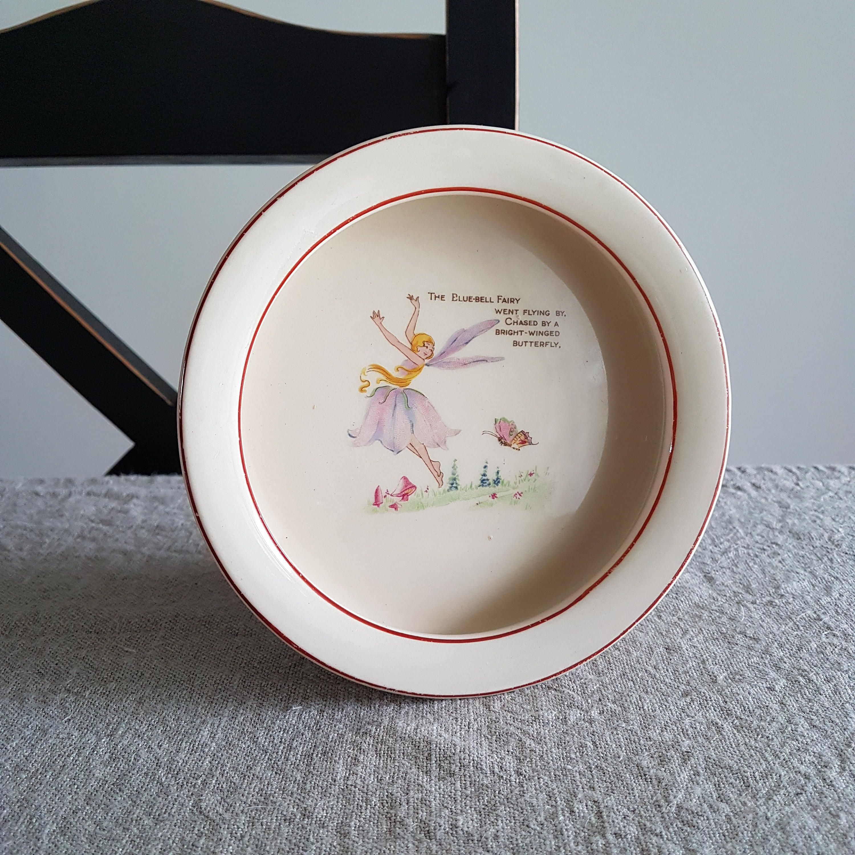 Vintage porcelain ceramic pink hand with sea shell tray dish ring dish decorative sculpture kitsch beautiful delicate made in Japan