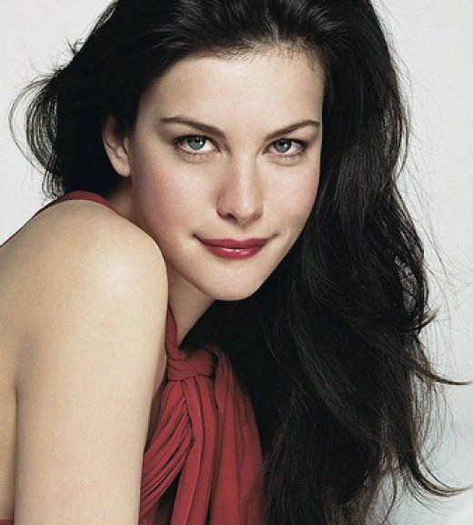 Makeup For Black Hair Blue Eyes And Fair Skin Liv Tyler Hair