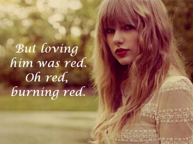 Taylor Swift Red Lyrics Youtube Taylor Swift Red Lyrics Taylor Swift Red Taylor Swift