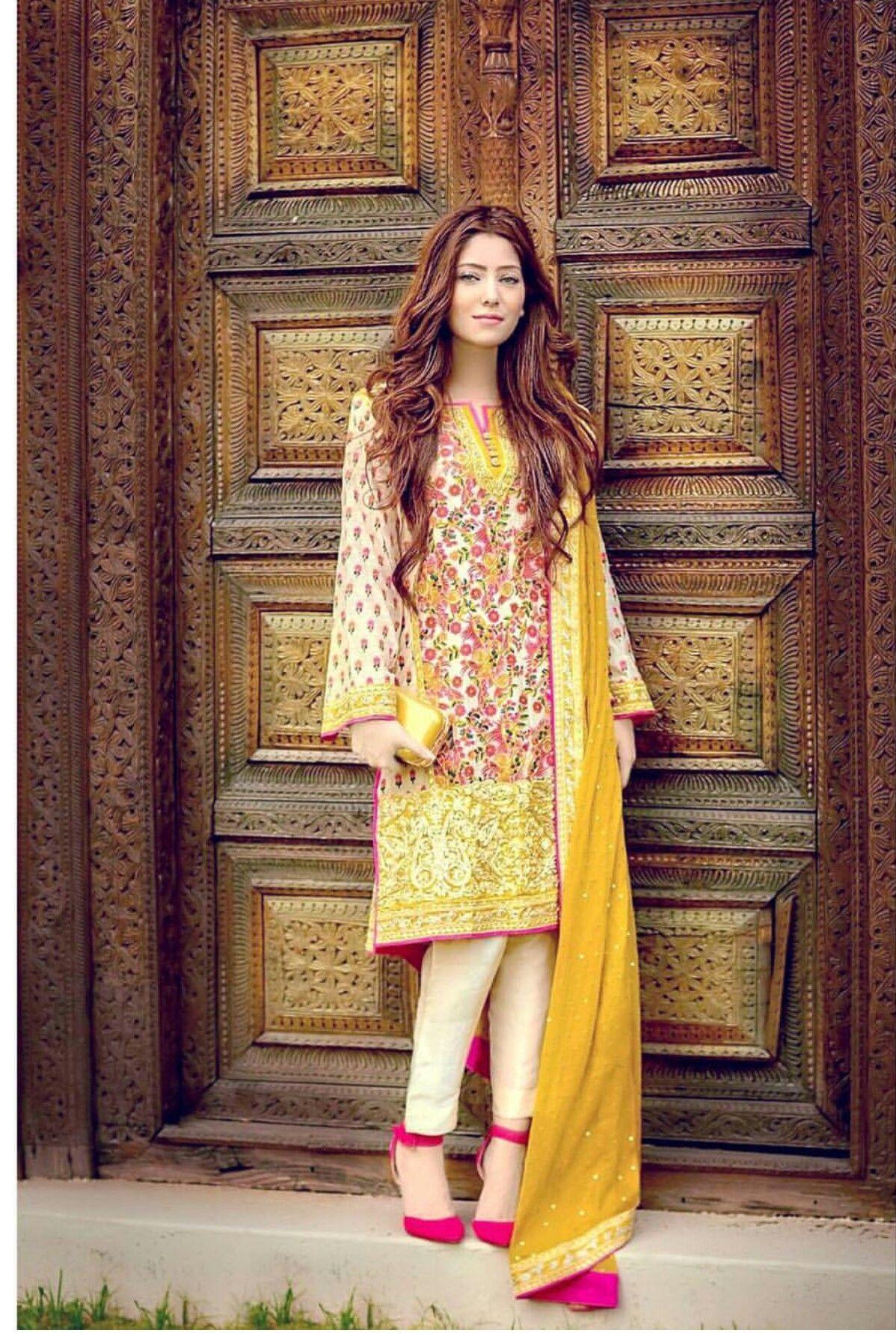 stylish pinterest pakistani dresses