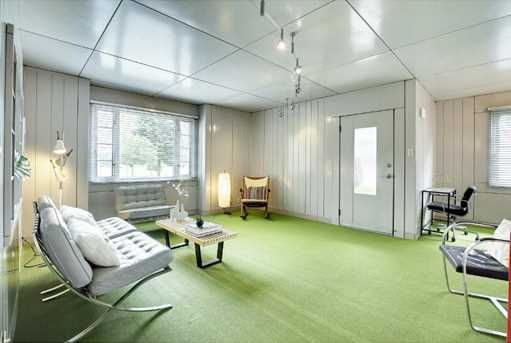Lustron House For Sale! Living Room Prefab MCM 4916 Cedar Avenue South  Minneapolis, MN