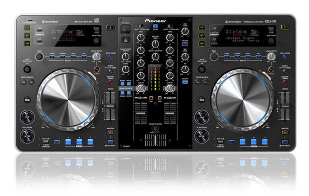 Pioneer XDJ-R1 all-in-one digital DJ deck