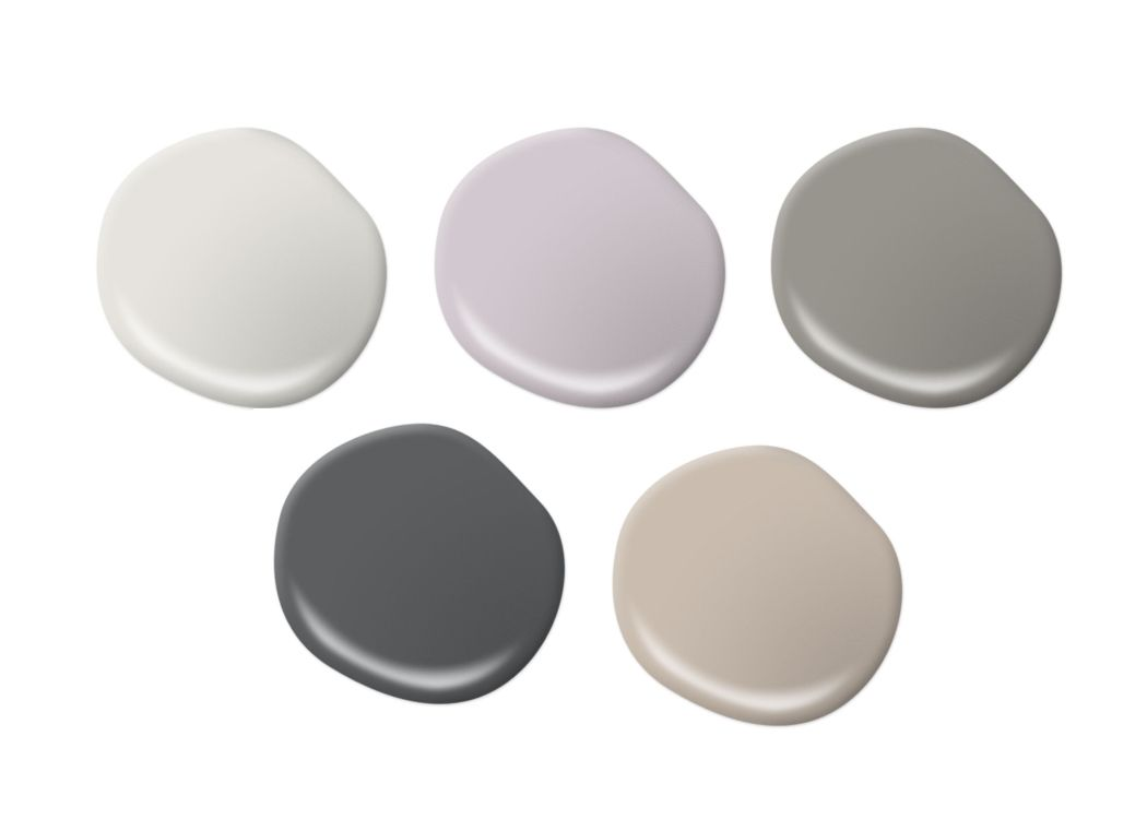 These Will Be the Hottest Paint Colors in 2020, According to Behr #indoorpaintcolors