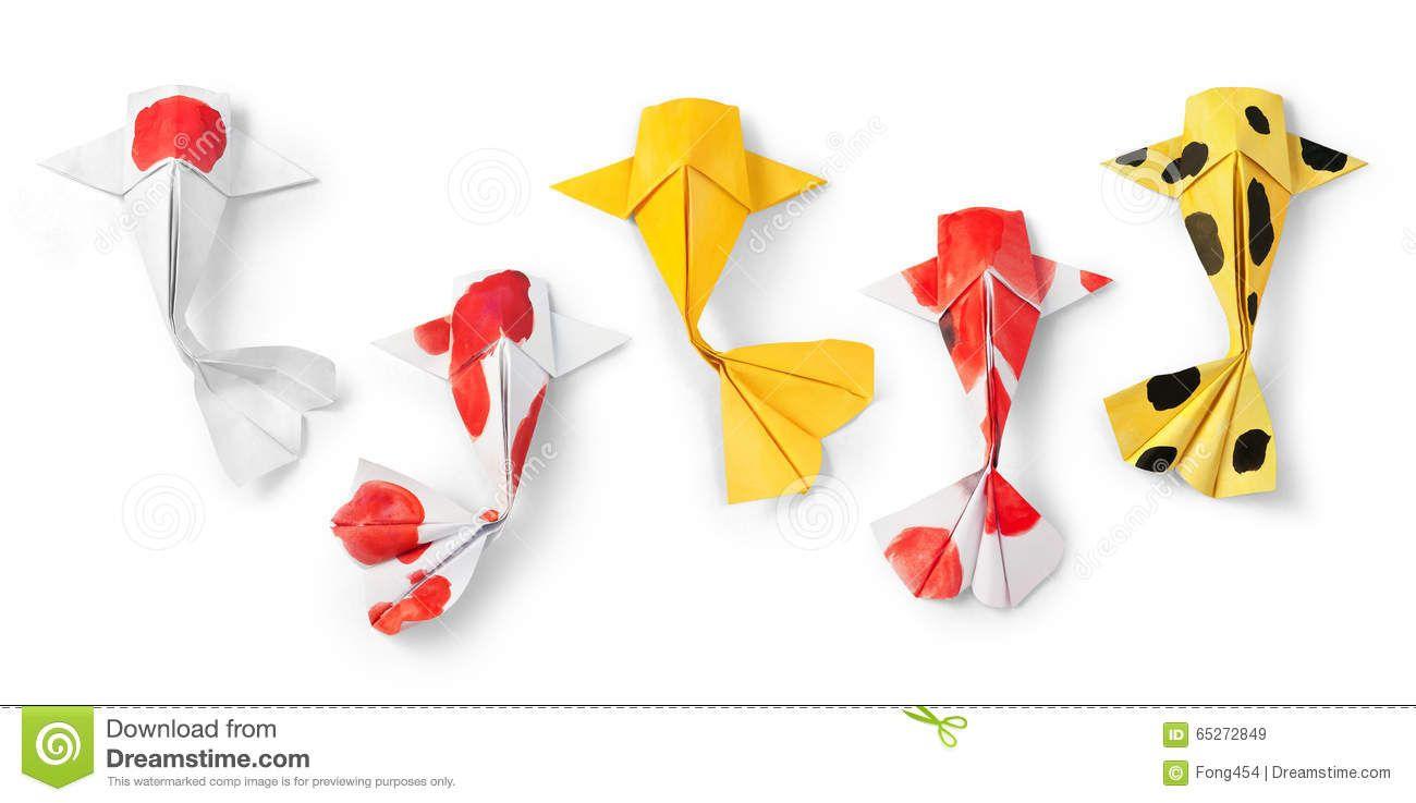 Photo of Wonderful Origami Fish Koi : How To Make Origami Fish Koi Sipho Mabona Origami K…