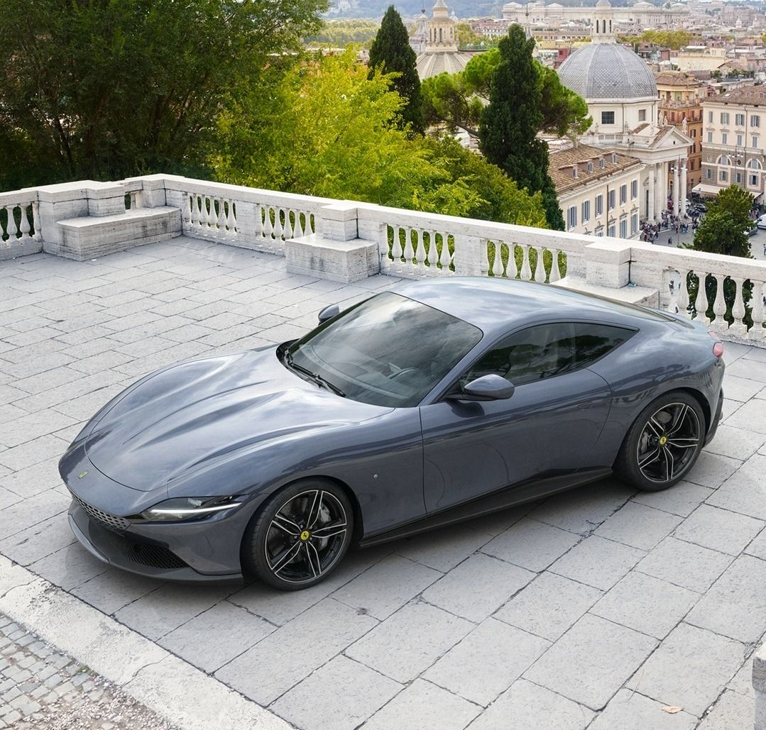 Ferrari Roma LMX, 2020 Ferrari, Araba