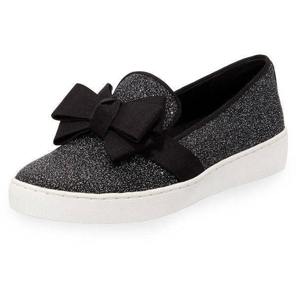 michael kors bow sneakers