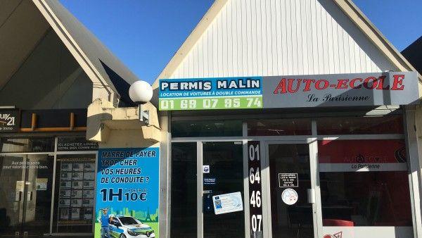 Permis Malin Les Ulis : Location de véhicules double commande 1 Avenue De Bourgogne 91940 Les Ulis    01.69.07.95.74