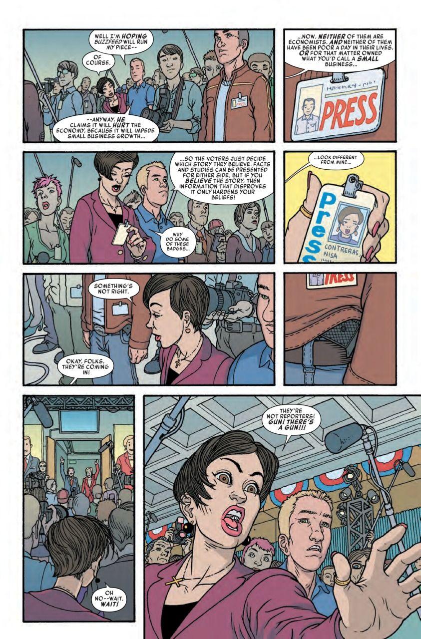 Preview: VOTE LOKI #1 - Comic Vine