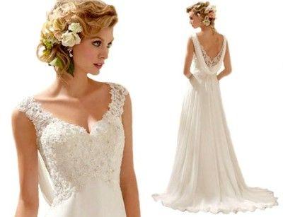 Suknia Slubna Tren Hafty Wesele Cywilny 42 Xl Njuz 6763432137 Oficjalne Archiwum Allegro Wedding Dresses Dresses Sheath Wedding Dress