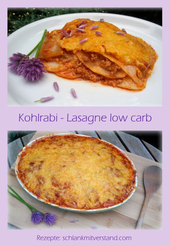 Kohlrabi-Schinken-Gratin Rezept für 2 - 3 Portionen: 3 Kohlrabi ...