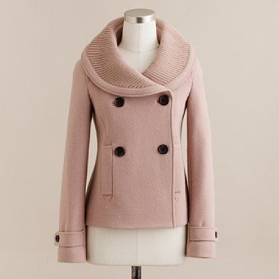 20 Favorite Fall Jackets | So cute J crew coats and J crew