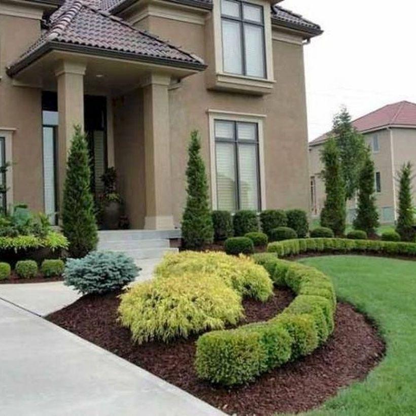 37 Simple Backyard Yet Effective And Cheap Home Decor In 2020 Di 2020 Desain Halaman Halaman Depan Pertamanan Halaman Depan,Modern Pendant Lighting Over Dining Table