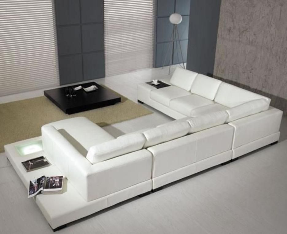 Bon Spectrum Modern Modular Sofa   Sofas   Designer Corner Sofas ... Leather  Sectional SofasWhite ...
