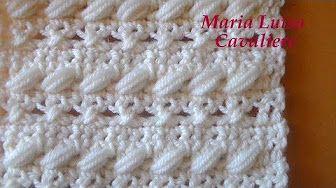 5 Copertina Neonato Alluncinetto Marshmallow Uncinetto Facile