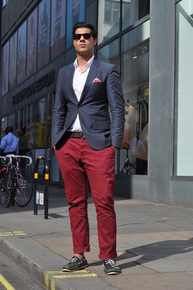 Red and Grey. | The Good Stuff | Pinterest | Fashion finder and ...