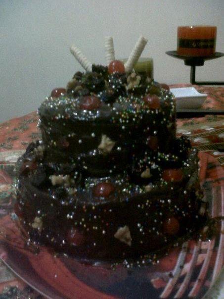 Torta Navideña