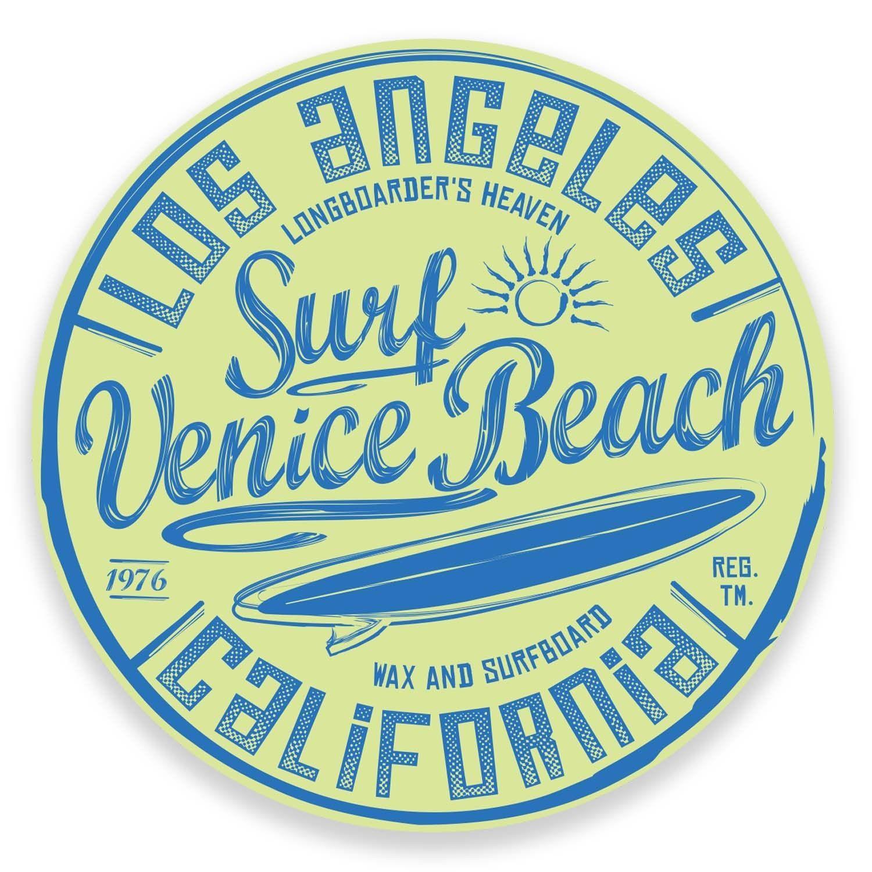 2 X 10cm Los Angeles California Usa Vinyl Sticker Decal Laptop Car Travel 9114 Travel Stickers Print Stickers Vinyl Sticker [ jpg ]